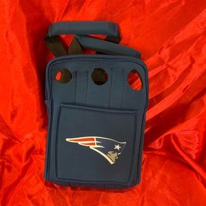 Patriots 6-bottled Koozie